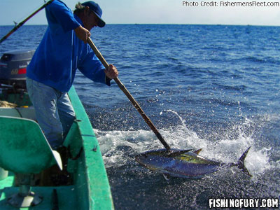Crazy Tuna - FishermensFleet.com