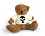 Killer teddy bear