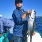 Phil with a fat yellowfin tuna