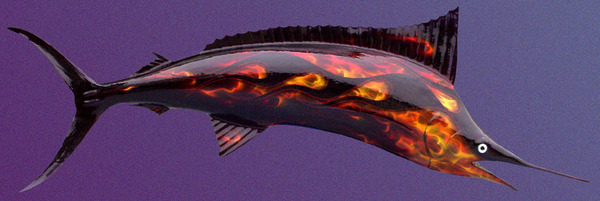 Fire marlin