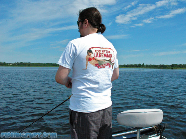 Lakemaid shirt
