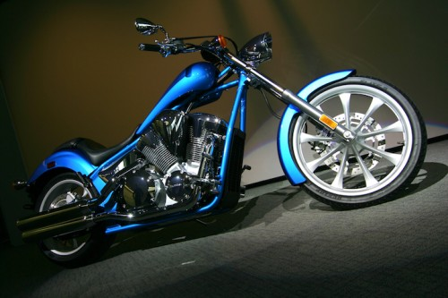 2010 Honda Fury