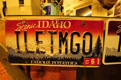 1000 images about fishy license plates on pinterest for Idaho fishing license