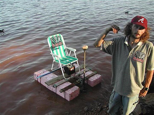 Chair Boat