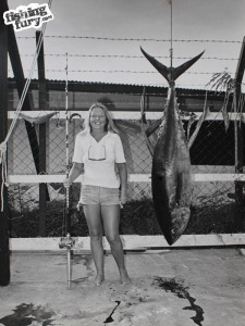 Record yellowfin