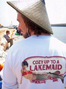 Lakemaid shirt in Japan