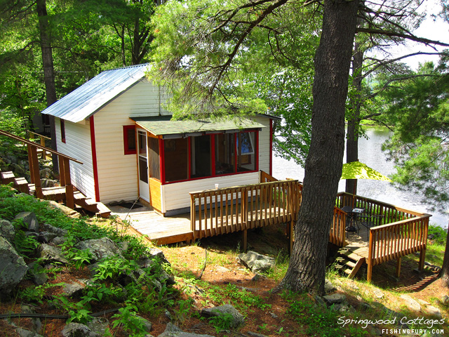Category kennebec lake fishing fury a fishing blog for Beautiful cottages pictures