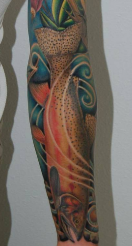 cutthroat tattoo