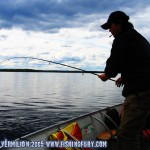 Fishing Walleye Point