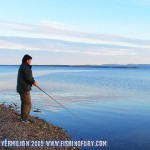 Jon Shore Fishing Superior