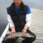 Small Red Lake Pike