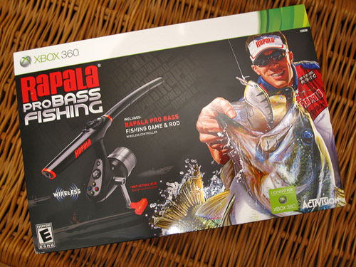 Rapala Pro Bass Fishing 2010 For Xbox 360 Reviewed Fishing Fury