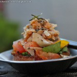 Pure Alaska Salmon Bacon Bowl Salad