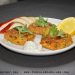 Pure Alaska Salmon Fish Cakes