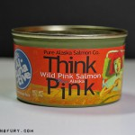 Pure Alaska Salmon Think Pink