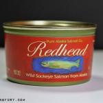Pure Alaska Salmon Readhead Wild Sockeye Salmon