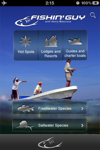 Fishin Guy for iOS