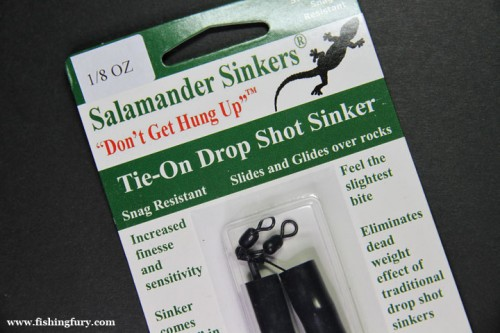 Salamander Sinkers