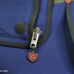 STORMR - Heavy-duty zipper with STORMR emblem pull