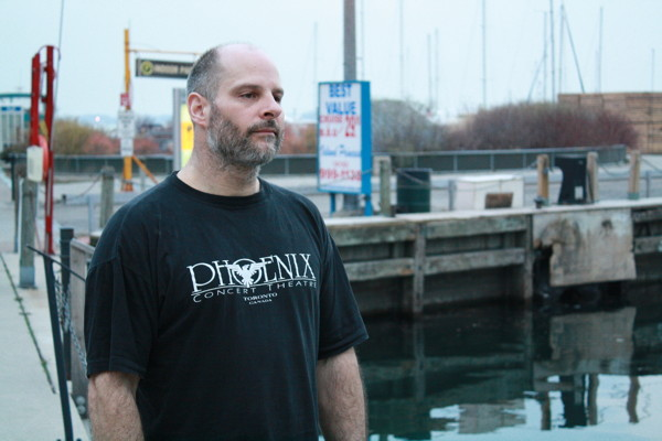 Shore Fishermen Lose a Downtown Spot - [TORONTOIST - BRENDAN ROSS]