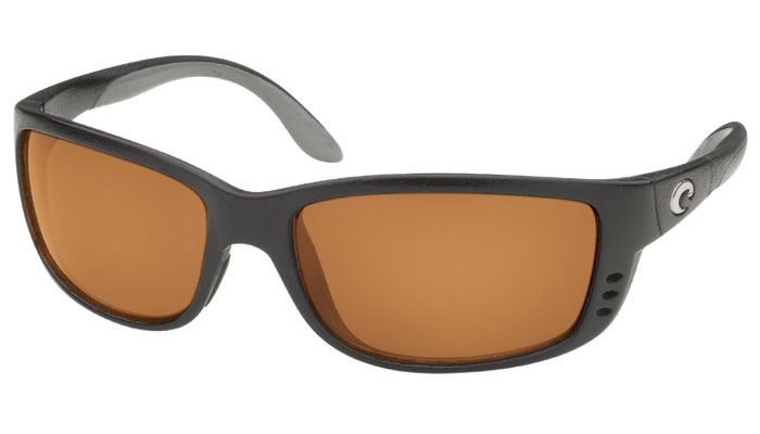 Costa Del Mar- Zane RX Sunglasses (Black Amber)
