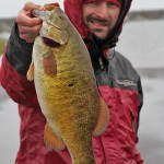 Lake Erie Smallmouth Bass Fishing