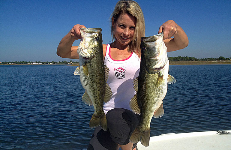 Debbie Hanson - How to Plan a Successful Bass Fishing Trip to Florida