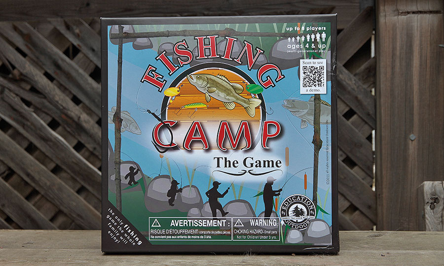 Fishing Camp Game