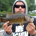 Mystery Lake Smallmouth