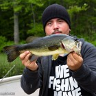 Mystery Lake Largemouth Bass