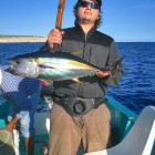 My first yellowfin tuna!