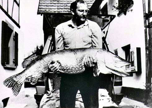 World Record Pike