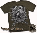 trophy bass fishing shirt
