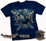 trophy tuna fishing shirt