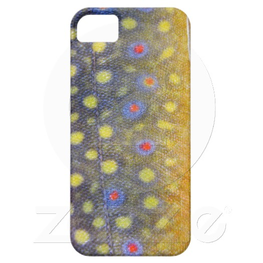 iPhone5 Case - Brook Trout