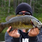 Big Smallmouth Bass