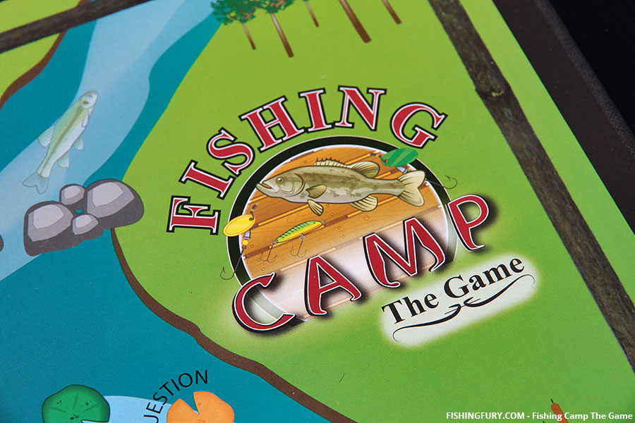 Fishing Camp- The Game